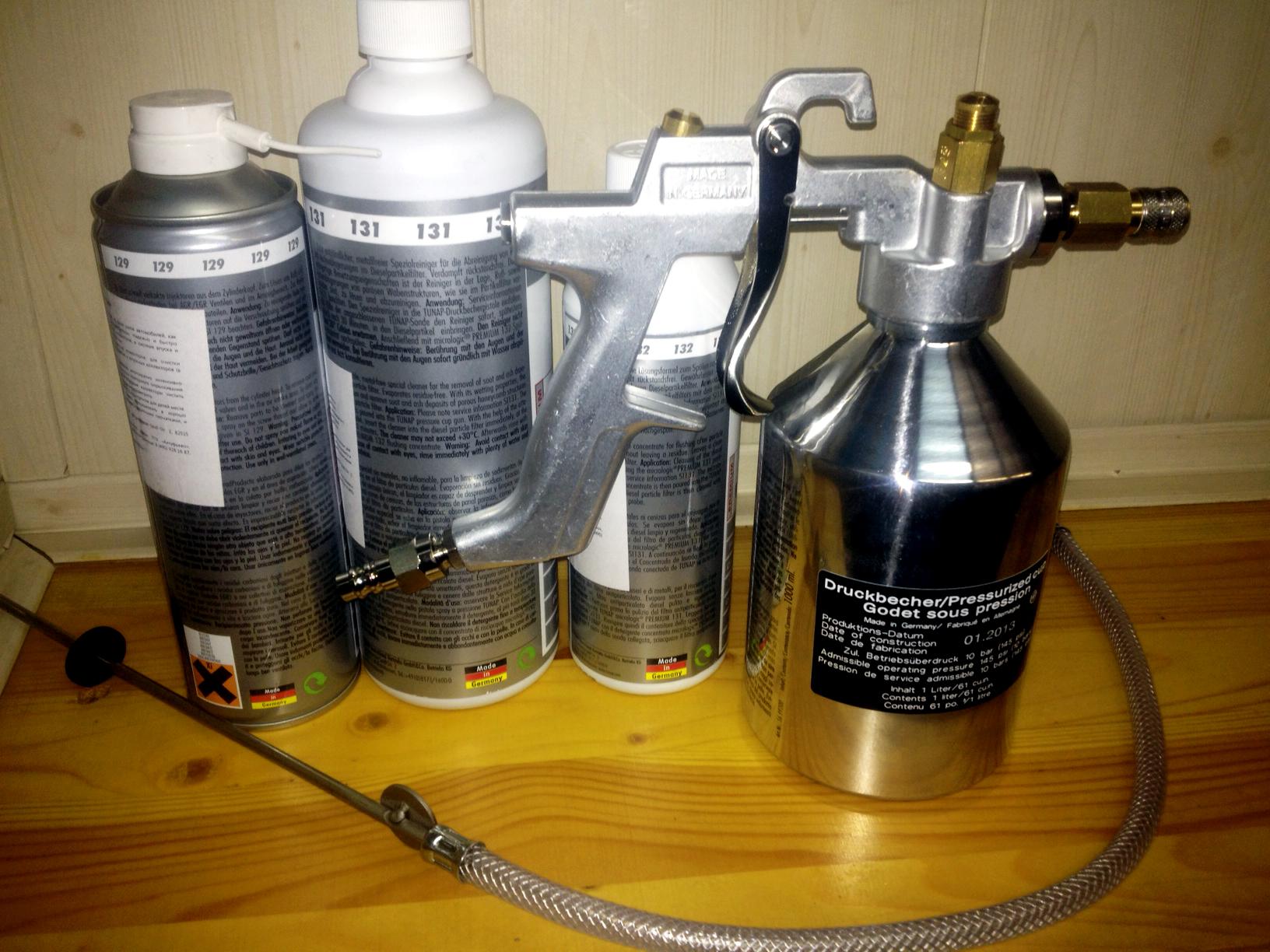 Чем промыть топливную систему дизельного двигателя: особенности промывки 58
